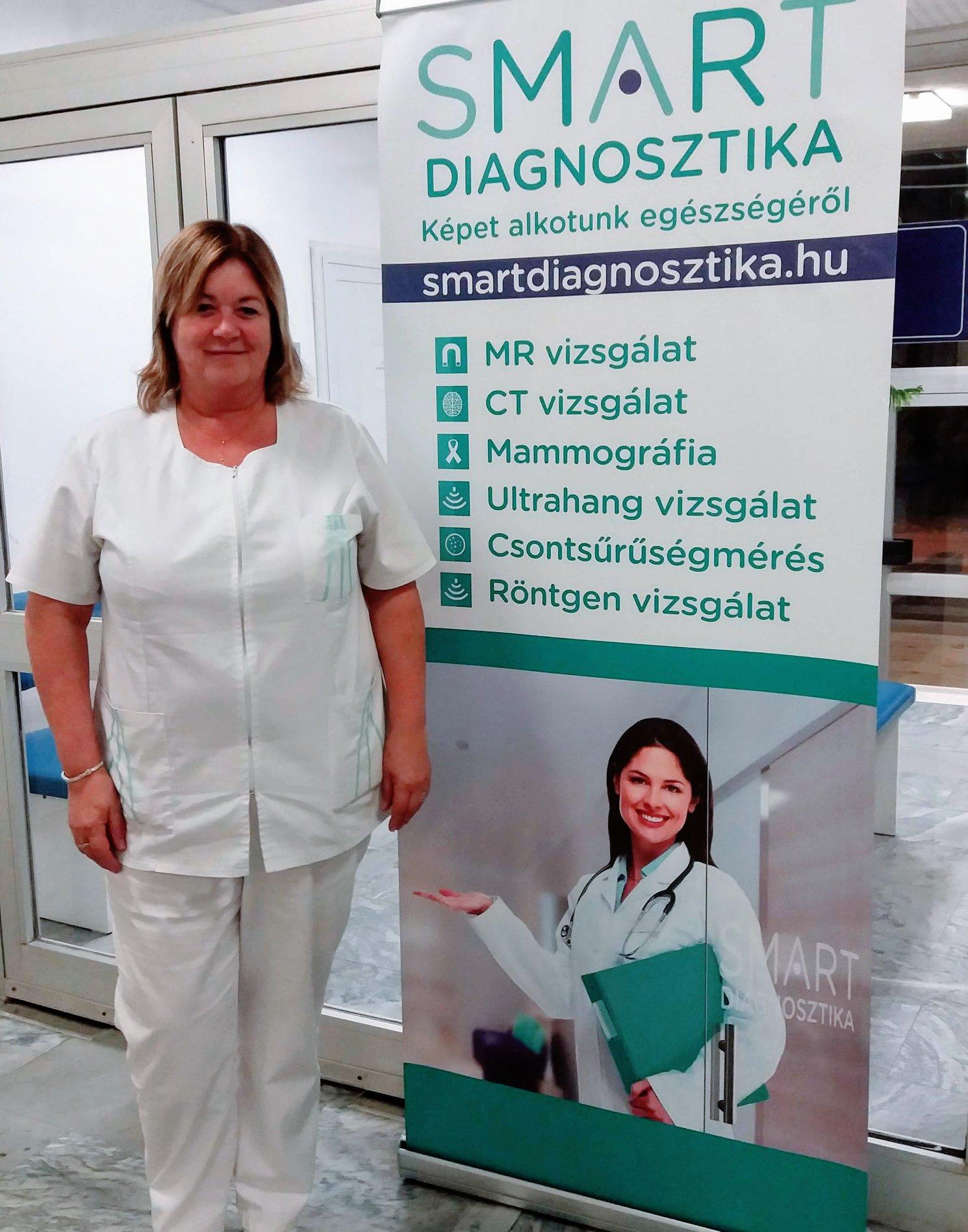 Dr. Urbanek Krisztina radiológus szakorvos - SMART Diagnosztika