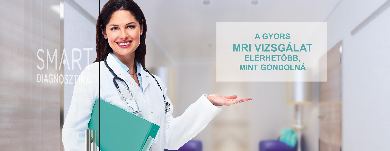 MR vizsgálat magánrendelésen Budapesten - XI. kerület (Újbuda) - SMART Diagnosztika